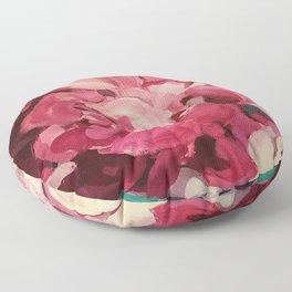 Flowers2 Floor Pillow