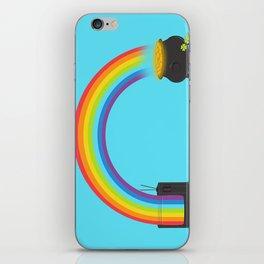 Rainbow - Origin iPhone Skin