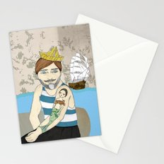 Heart of Mine be Still Stationery Cards