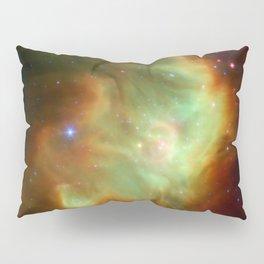 The Perseus Nebula (NASA's Spitzer Space Telescope) Pillow Sham