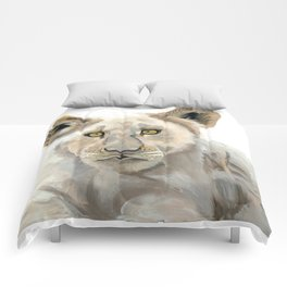 the White Lion Comforters