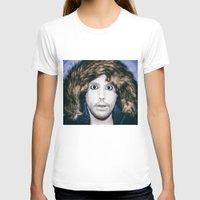 frozen T-shirts featuring FROZEN by Nando Ruiz