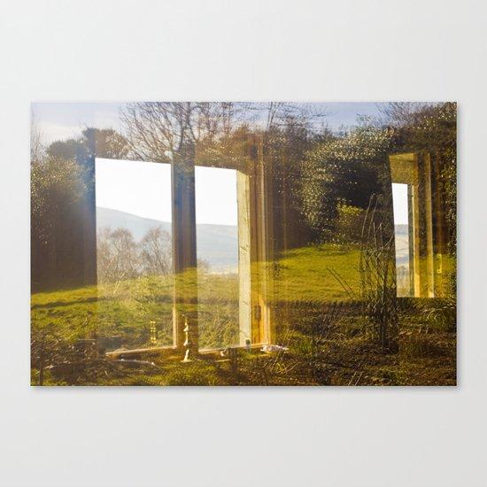 Wicklow Window  Canvas Print
