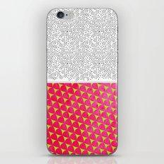 Dragon Fruit Deconstructed iPhone & iPod Skin