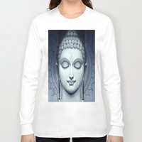 buddah Long Sleeve T-shirts featuring BUDDAH by I Love Decor