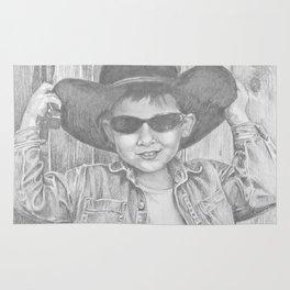 Howdy Pardner Rug