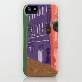 Whitby Colours iPhone Case