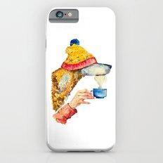 Watercolor dog  Slim Case iPhone 6s