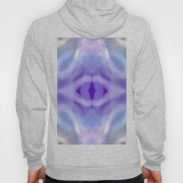 Light Blue Purple White Pastel Hoody