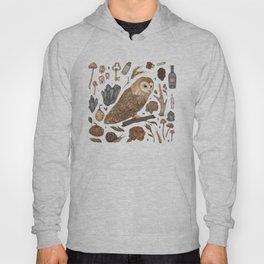Harvest Owl Hoody