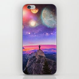 Whatever's Out There iPhone Skin