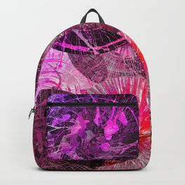 Spinning Around in Circles Backpack