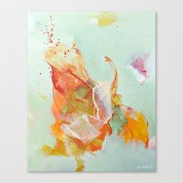 Sunday Kind of Love Canvas Print