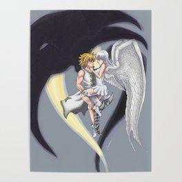 Meliodas Poster