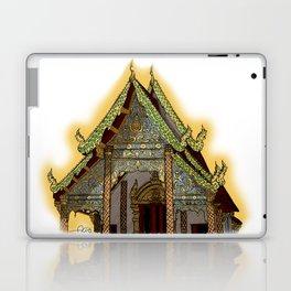 Temple of Chiang Mai Laptop & iPad Skin