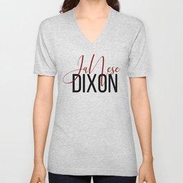 Ja'Nese Dixon Unisex V-Neck