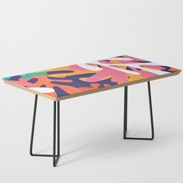 Matisse Pattern 010 Coffee Table