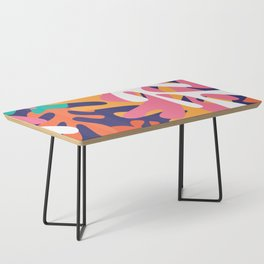 Matisse Pattern 010 Coffee Table