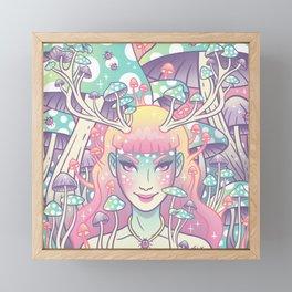 PsyTrance Framed Mini Art Print
