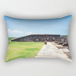 El Morro III Rectangular Pillow