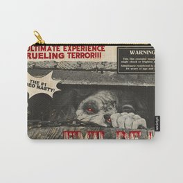 Evil Dead Movie Poster Carry-All Pouch