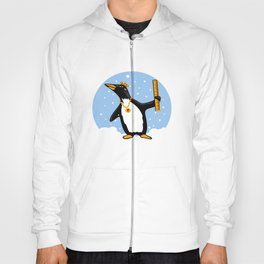 Penguin Ruler Hoody