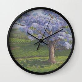 Spring Valley Wall Clock
