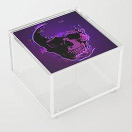 Skull Acrylic Box