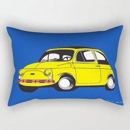 Zoom, Zoom- Art Print Rectangular Pillow