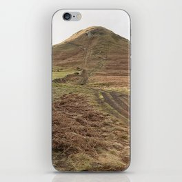 Roseberry Topping iPhone Skin