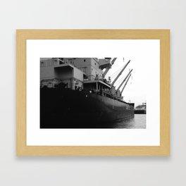 Graig Rotterdam [I] Framed Art Print