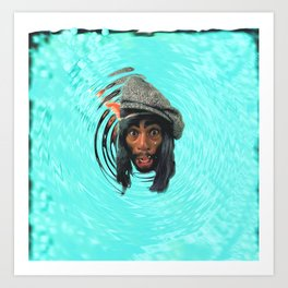 George Underwater Art Print