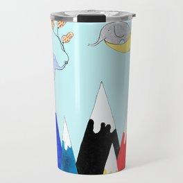 Baby, I'd Climb Any Mountain For You Travel Mug
