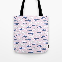 All is Whale Tote Bag