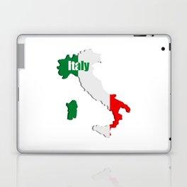 Italy map Laptop & iPad Skin