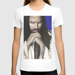 Father Canst Thou Hear Me T-shirt