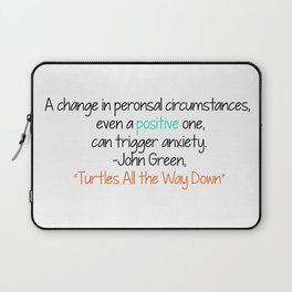 Personal Circumstances Laptop Sleeve