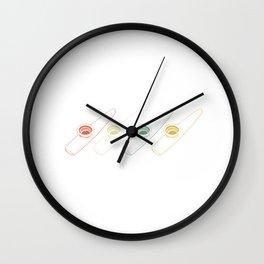 Kazoo Wall Clock