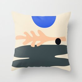 Shape study #15 - Stackable Collection Throw Pillow