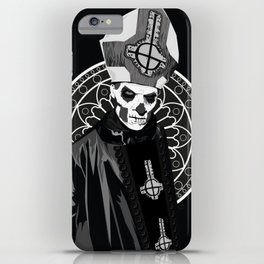 Your Infernal Majesty iPhone Case