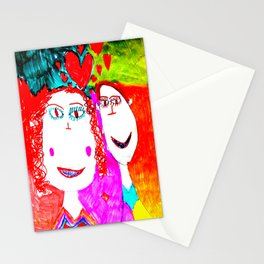 LOVE iN CHiLDHOOD Stationery Cards