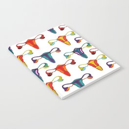 Colorful utereses Notebook