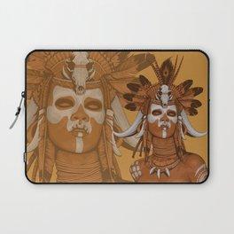 Witch Doctor magic People Voodoo People Laptop Sleeve