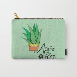 Aloha Vera Kawaii Carry-All Pouch