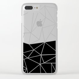 Fracture Clear iPhone Case