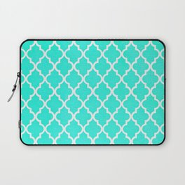 Morrocan Aqua Laptop Sleeve