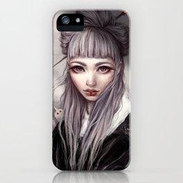 21st century samurai - Maida iPhone Case