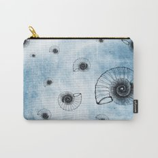 Sea of Ammonites Carry-All Pouch
