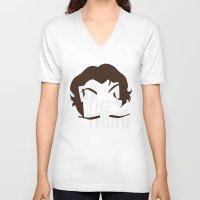 zuko V-neck T-shirts featuring Do The Thing! by Galeaettu