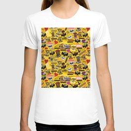 LOLzig Pattern T-shirt